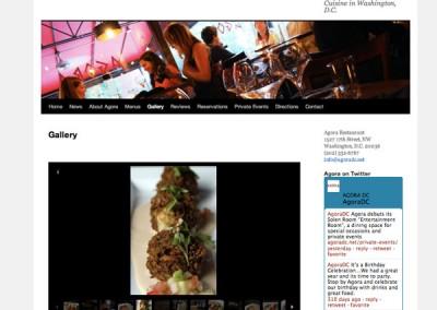 Agora Restaurant - Gallery