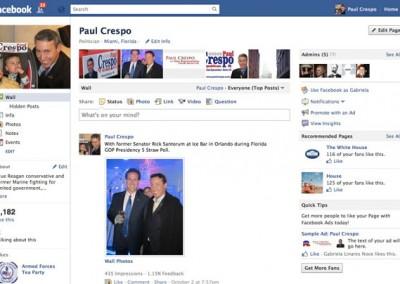 Paul Crespo - Facebook