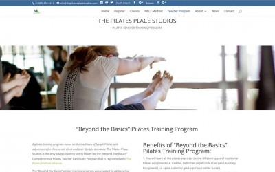 The Pilates Place Studios, 2016